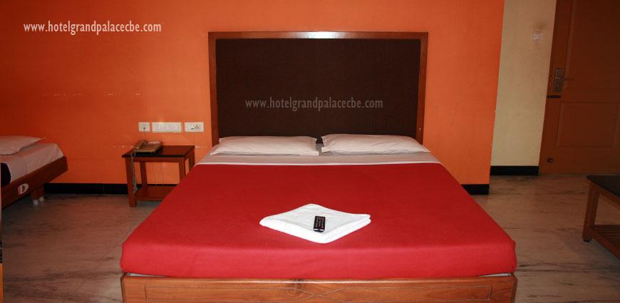 Gandhipuram hotel rooms tariffs, Coimbatore hotels rooms